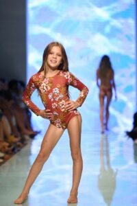 Tori Praver Swimwear Debuts 2020 'On The Run' Collection At Miami Swim Week