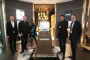 URWERK Unveils $2 Million Timepiece during Art Basel 9