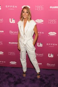 Cary Deuber at the 2018 US Weekly Most Stylish New Yorkers