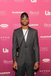 D'Angelo Russell at the 2018 US Weekly Most Stylish New Yorkers