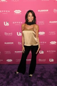 Danielle Staub at the 2018 US Weekly Most Stylish New Yorkers