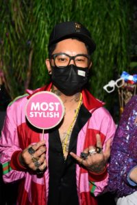 Jonboy at the 2018 US Weekly Most Stylish New Yorkers