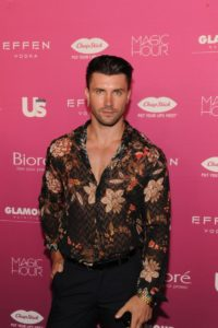 Kamil Nicalek at the 2018 US Weekly Most Stylish New Yorkers