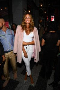 Kelly Bensimon at the 2018 US Weekly Most Stylish New Yorkers