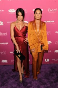 Nikki and Brie Bella at the 2018 US Weekly Most Stylish New Yorkers
