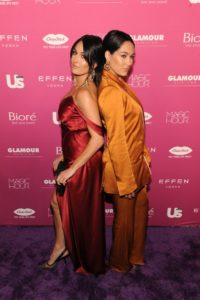 Nikki and Brie Bella at the 2018 US Weekly Most Stylish New Yorkers (2)