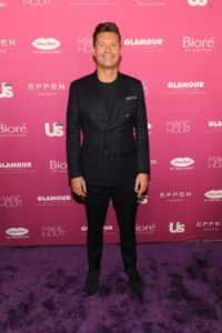 Ryan Seacrest at the 2018 US Weekly Most Stylish New Yorkers