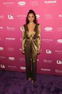 Shanina Shaik at the 2018 US Weekly Most Stylish New Yorkers