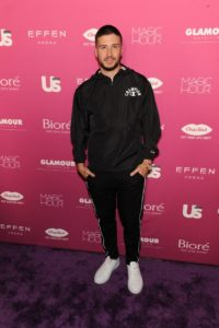 Vinny Guadagnino at the 2018 US Weekly Most Stylish New Yorkers