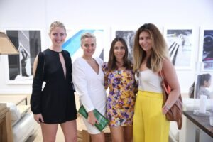 Samantha Kent, Renee Cascarina, Julie Zukof,  Lauren Unger1