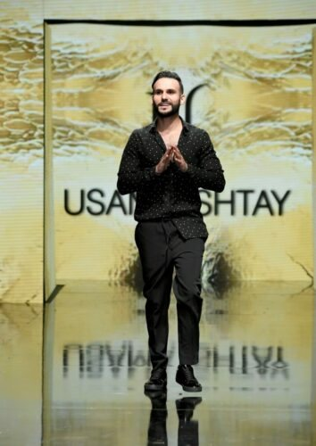 Usama Ishtay Spring Summer Collection At Los Angeles Fashion Week 2020