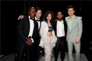 Leslie Odom Jr, Li Yundi, Jane Zhang, Miguel, Harry Styles