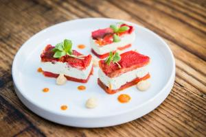 RED BELL PEPPER AND RICOTTA