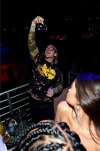 Diplo at the Victoria's Secret Fashion Show After Party