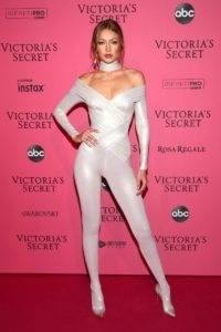 Gigi Hadid at the 2018 Victoria's Secret Fashion Show After Party