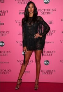 Lais Ribeiro at the 2018 Victoria's Secret Fashion Show After Party