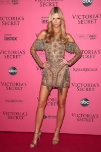 Nadine Leopold at the 2018 Victoria's Secret Fashion Show After Party