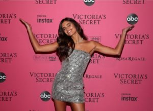 Sara Sampaio at the 2018 Victoria's Secret Fashion Show After Party