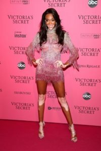 Winnie Harlow at the 2018 Victoria's Secret Fashion Show After Party