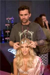 VICTORIA'S SECRET FASHION SHOW- Hair and Makeup Hightail 21