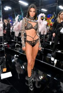 Kendall Jenner at the 2018 Victoria's Secret Fashion Show (2)