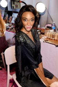 Winnie Harlow at the 2018 Victoria's Secret Fashion Show (2)