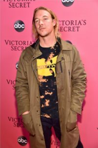 Diplo at the 2018 Victoria's Secret Fashion Show