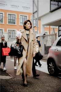 White Milano women s collections FW 18 19 February 18 18