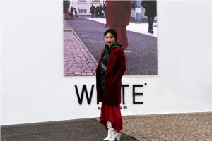 White Milano women s collections FW 18 19 February 18 54