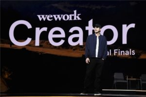 WEWORK AWARDS $1.79M IN FUNDING TO FOUR WINNERS AT CREATOR GLOBAL FINALS