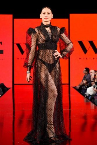 Willfredo Gerardo At New York Fashion Week 2020 Powered By Art Hearts Fashion