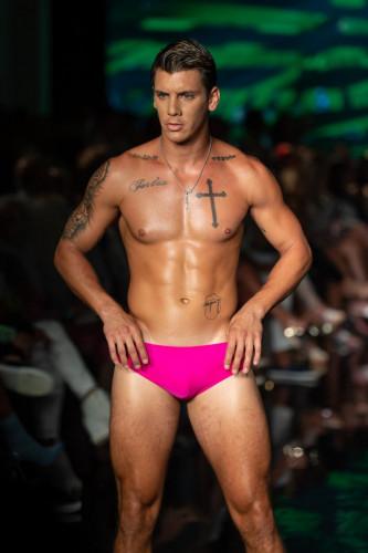 Willfredo Gerardo Swimwear Runway Show at Miami Swim Week – Powered By Art Hearts Fashion