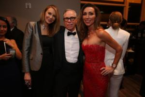 Dee Hilfiger, Tommy Hilfiger, & Carol iacovelli