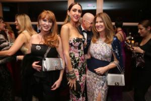 Pearl Baker Katz, Christina Martin, & Dana Shear