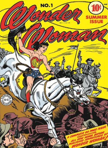 Wonder Woman #1 - Harry G. Peter