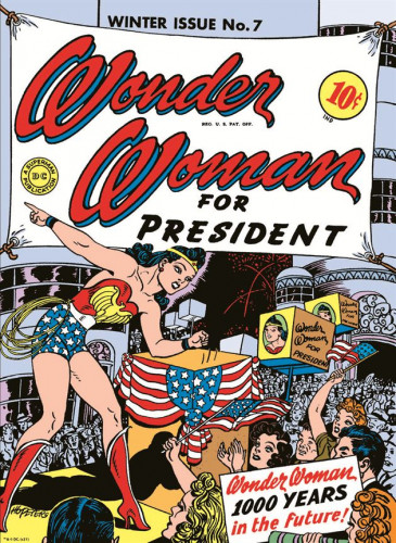 Wonder Woman #7 - Harry G. Peter