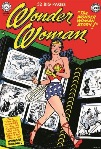 Wonder Woman #45 - Irv Novick