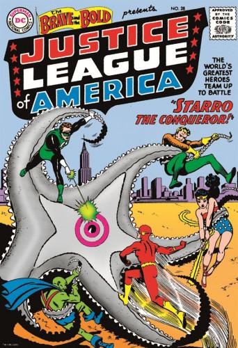 """The Brave and the Bold #28  - """"Starro the Conqueror"""""""