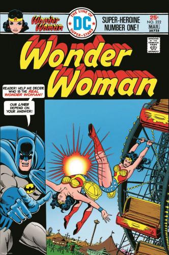 Wonder Woman #222 - Ernie Chan