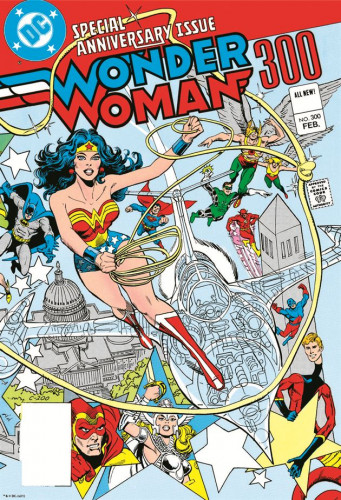 Wonder Woman #300 - Ed Hannigan, Dick Giordano