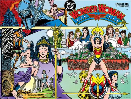 Wonder Woman #1 - George Perez
