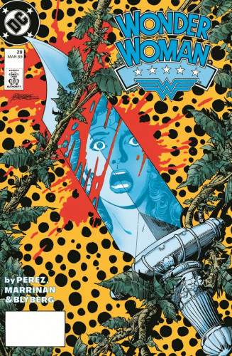 Wonder Woman #28 - George Perez