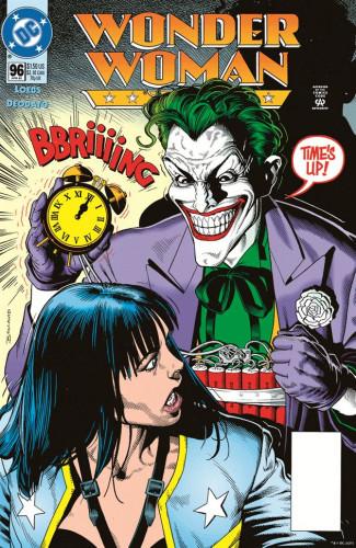 Wonder Woman #96 - Brian Bolland