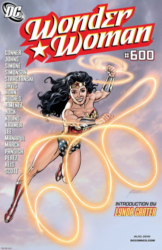 Wonder Woman #600 - Adam Hughes, Brad Anderson, George Perez, Greg Horn