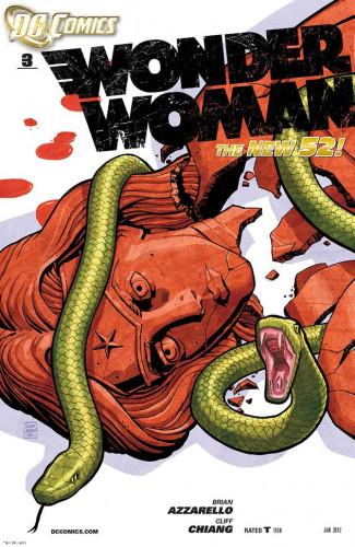 Wonder Woman #3 - Cliff Chiang