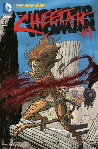 Wonder Woman #23.1 - Victor Ibanez