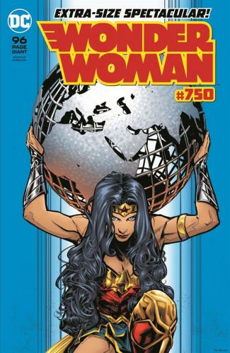 Wonder Woman #750 - Joelle Jones