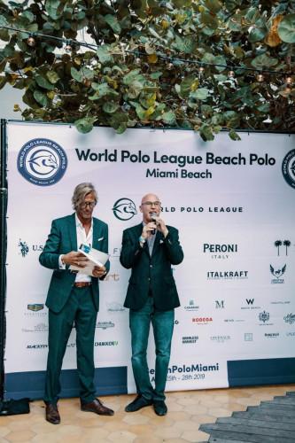 World Polo League Beach Polo is safely returning to the sand of Miami Beach