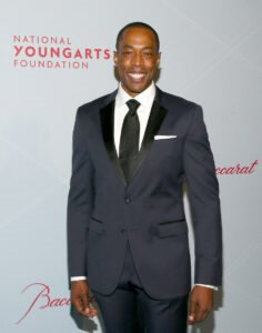 Michael McElroy (Photo by Astrid Stawiarz Getty Images for YoungArts)