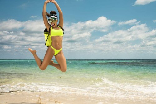 Yandy's New Swimwear Collection 2020 Editorials